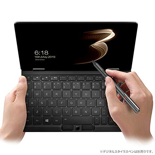 OneMix3S 国内正規版 8.4型 650g 厚さ14mm Windows10搭載2in1(インテル第8世代Core m3-8100Y搭載 /16GB/512GB PCIe SSD/358PPI 2560×1600解像度モニター/4096段階Surfaceペン対応/バックライト付きキーボードキーピッチ18.2mm)