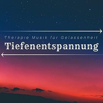Tiefenentspannung: Therapie Musik für Gelassenheit, Wald mit Beste Naturgeräusche, Reiki, Massage, Yoga & Meditation, Spa, Heilung
