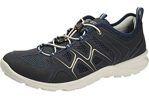 Ecco Herren TERRACRUISELTM Sneaker, Blau (Marine/Marine/Concrete 51406), 42 EU