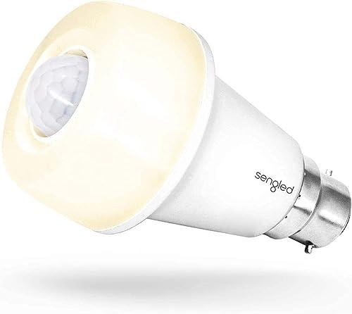 Sengled SSA60ND827BA B22 Smartsense LED Light Bulb with Motion Sensor White