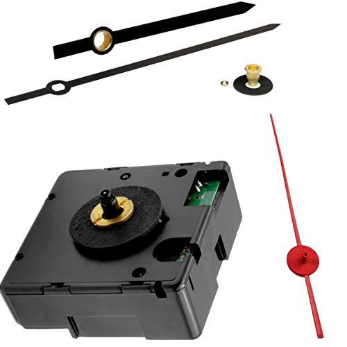 UTS 700 DCF Premium 17 Funkuhrwerk komplett Set mit Metall-Zeigern