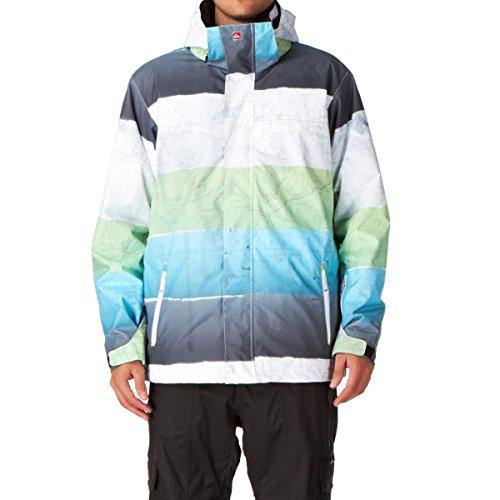 Quiksilver Herren Snowboard Jacke Last Mission Jacket