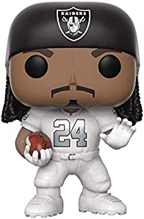 Funko POP! NFL: Raiders - Marshawn Lynch (Color Rush)