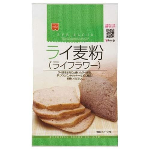 共立食品 ライ麦粉(ライフラワー) 200g×6袋入×(2ケース)