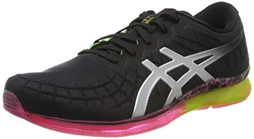 Asics Gel-Quantum Infinity, Zapatillas de Running Mujer, Negro (Black/Silver 003), 40.5 EU