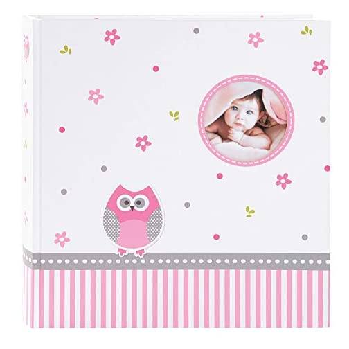 Goldbuch 15328Babyworld Owl Baby Record Book, 64Pages with Pergamine, 30x 31cm |