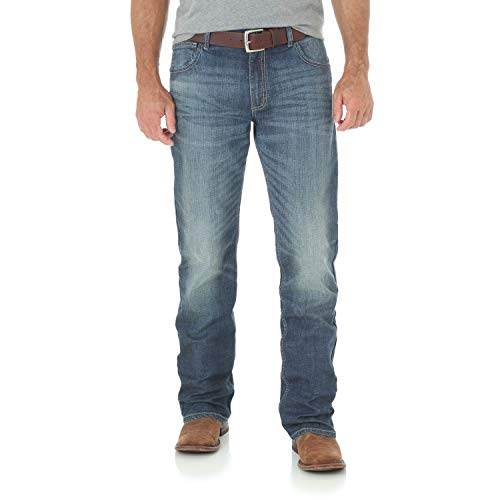 Wrangler Men's 20X Vintage Boot Cut Jean, bryant, 28X34