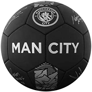 Manchester City Signature Mini Football-Taille 1 NEUF
