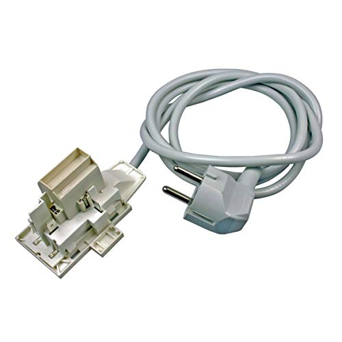 Cable de conexión para lavavajillas 1,75 m Bosch 00483581: Amazon ...