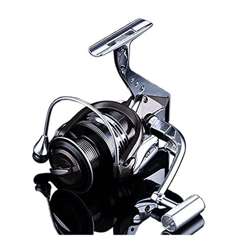 ACYC Carretes de Pesca 5.2: 1 Relación De Engranajes 13 + 1BB Reel De Pesca 1000-7000 Treado Giratorio De La Serie Izquierda/Derecha Intercambiable (Size : JS1000)
