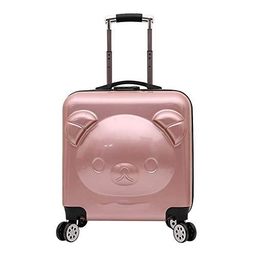 GYBY Trolley für KinderKinderkoffer, Kinderreisekoffer, Kinderkoffer, 20 Zoll, mehrfarbig-3
