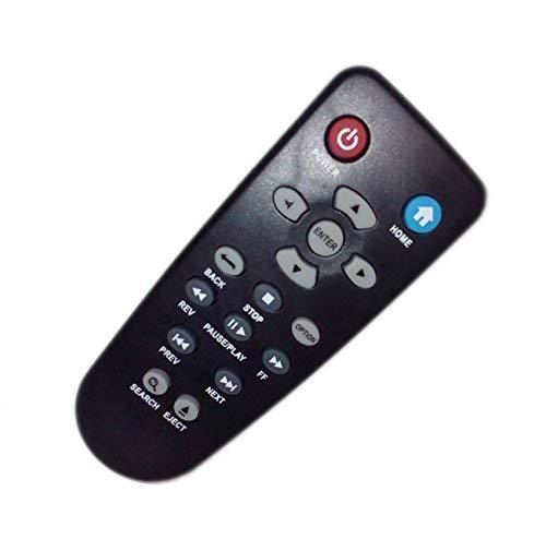 Sustituir mando a distancia compatible para Western Digital WD TV Live Plus Hub HD reproductor de Streaming de medios de comunicación Mini wdtv001rnn WDTV003RNN