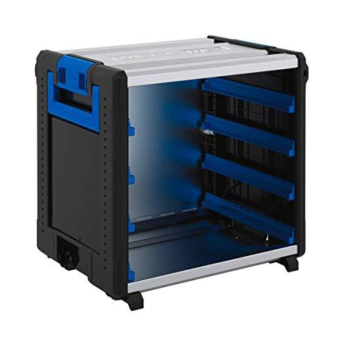 Preisvergleich Produktbild Sortimo 1000003732 WorKMo 24-500 inkl. 8 Kofferschienen