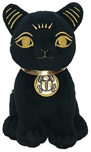 大英博物館 エジプト バステト 神 猫 ぬいぐるみ 大 [並行輸入品]