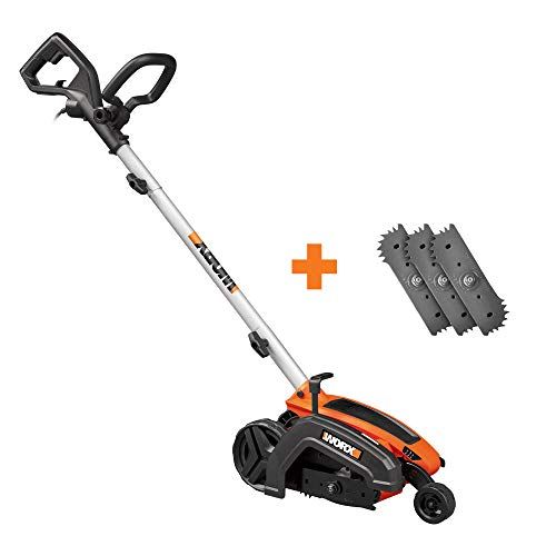 Buy WORX WG896 12 Amp 7.5 Electric Lawn Edger & Trencher w/Lawn Replacement Edger Blade