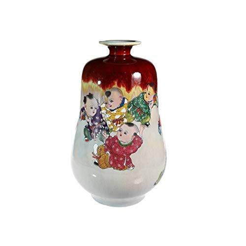 lachineuse Asiatische Deko-Vase