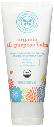 The Honest Company Healing Balm Soothing Protection & Relief for Sensitive...