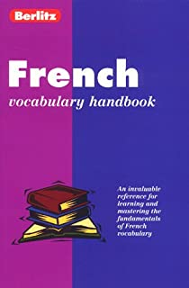 French Vocabulary Handbook
