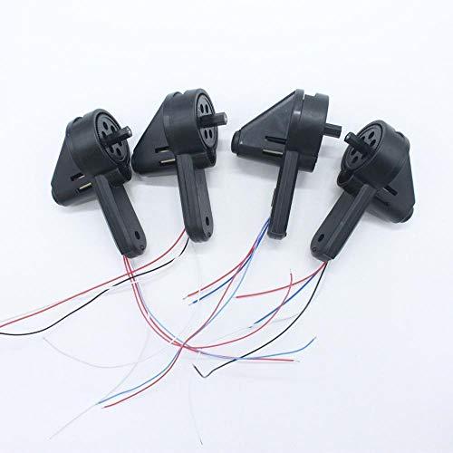 HUANRUOBAIHUO for SG700 SG700 S169-D Drone RC Quadcopter ricambi Fold Ala Braccio Includere Gruppo Motore Gears LED Axis Accessori Quadcopter