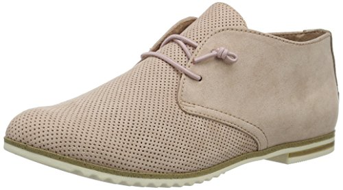 MARCO TOZZI Damen 25102 Desert Boots, Pink (Rose Comb 596), 41 EU