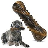Royal Pets House Almo - Juguete para masticar para perros de goma resistente y duradera | Cepillo de dientes de juguete para masticadores agresivos | Limpieza dental de perros