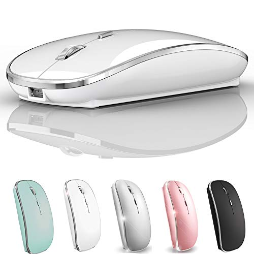 Wireless Mouse for Chromebook Wireless Mice for Microsoft Laptop Mac