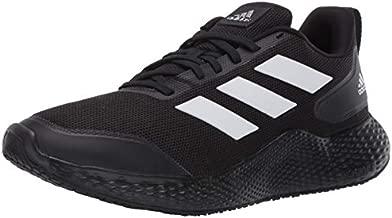adidas Men's Edge Gameday Running Shoe, core Black/FTWR White/core Black, 10.5 M US