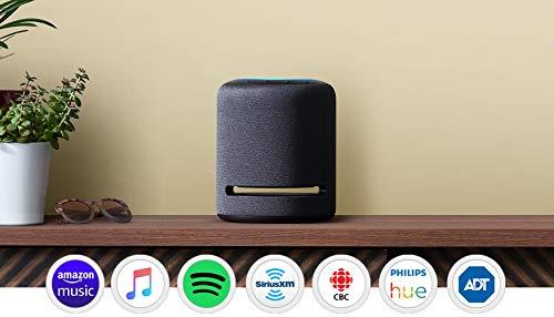 Echo Studio - High-fidelity smart speaker with 3D audio and Alexa (Electronics)
