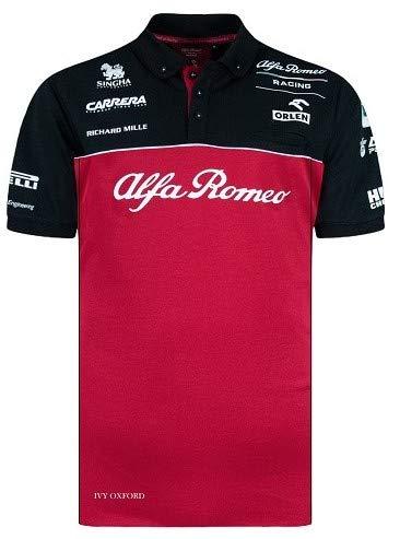 Sauber Motorsport AG Alfa Romeo Original Replica Race Technical Polo Shirt 2020 - Men (L)