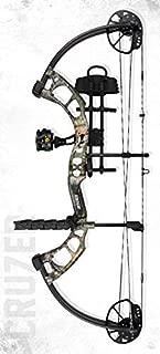 Cruzer X Bear Archery RTH 5-70# Right Hand Mossy Oak Camo Bow Package