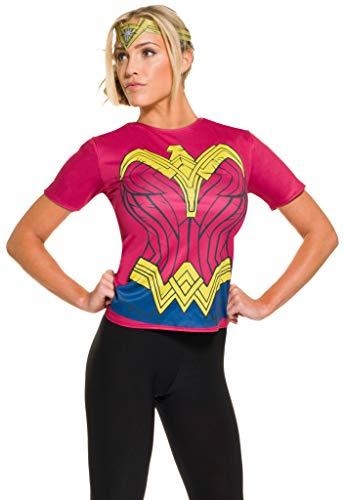 Kit disfraz de Wonder Woman Batman vs Superman para mujer