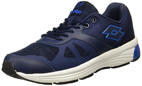 Lotto Men's Highrun Navy/Sport Blue Running Shoes-7 UK/India (41 EU) (AR4856-444)