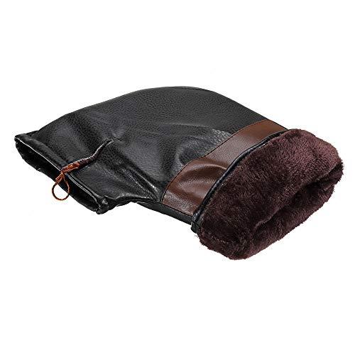 Motorhandschoenen, voor fiets, stuur, handschoenen, waterdicht, winter, warm, motorfietsaccessoire