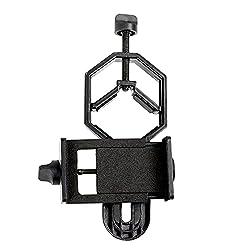 Telescope |  Celestron 81035 Basic Smartphone Adapter Black
