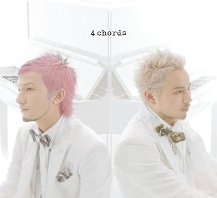 4 chords (DVD付)