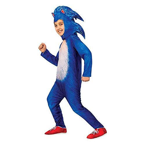 BAILE Disfraz Sonic Niño 3-12 años