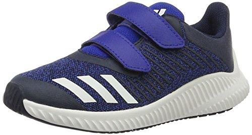 adidas adidas Unisex-Kinder Fortarun CF K Laufschuhe, Blau (Croyal/FTWWHT/Conavy), 28 EU