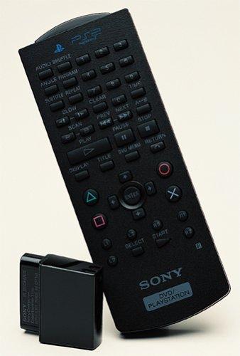 Playstation 2 - DVD Fernbedienung Original