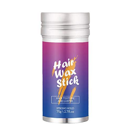 Ardorlove Hair Finishing Stick Hair Edge Control Gel Stick Hair Wax Stick Not Greasy Rapid Fixing Short Broken Hair Wax Rod Finishing Cream