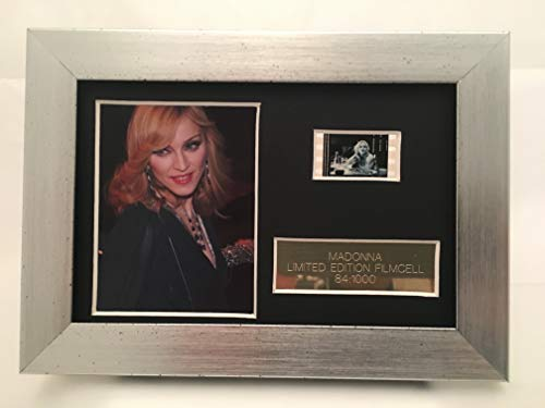 Madonna Limited Edition film Cell m