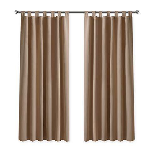 cortinas comedor trabillas