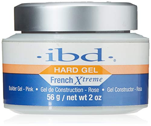 IBD Flase Nails Xtreme Builder Gel 60692, Pink, 2 Ounce