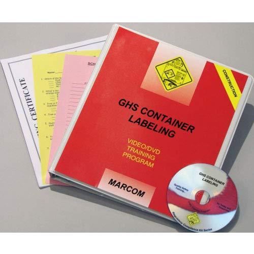 depot Marcom Group V0002199ET GHS Container Labeling Fresno Mall Construction DVD