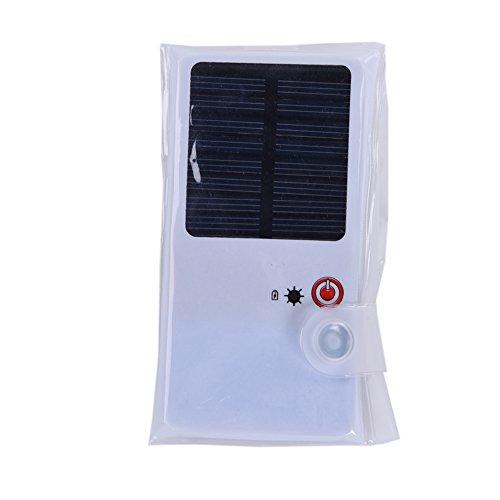 Éclairage Anti-poussière Imperméable à L'eau Avec Éclairage Solaire à Lumière Solaire Lumière à Économie D'énergie