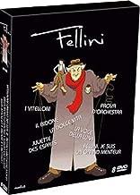 Coffret Fellini La Dolce Vita / Juliette des esprits / Il bidone / I Vitelloni / La Voce della luna / Répétition d'orchestre / Fellini, je suis un grand menteur