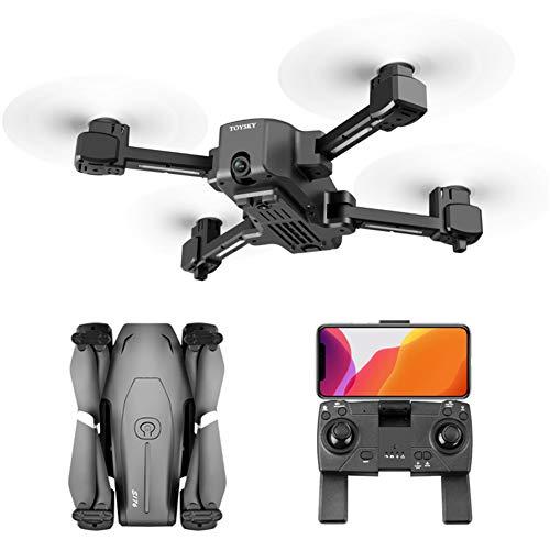 HUAXM GPS Drone avec caméra pour Adultes 4K, 4K Drone Caméra, Drone Facile à Piloter, Drone GPS Retour Accueil, 5G WiFi FPV, Drone Long Temps de vol