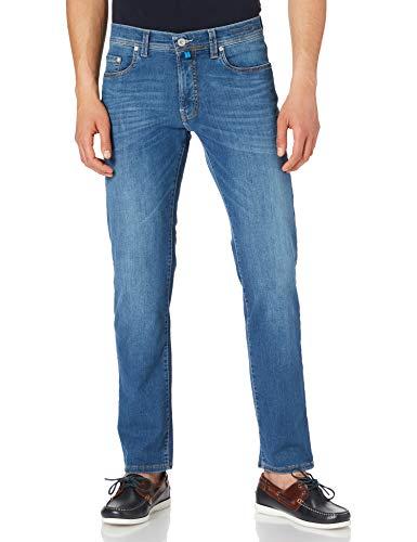 Pierre Cardin Herren Futureflex Jeans, Blau, 4234