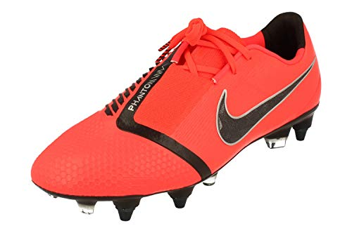 Nike Phantom Venom Elite SG-Pro AC Mens Football Boots AO0575 (UK 8.5 US 9.5 EU 43, Bright Crimson Black 600)