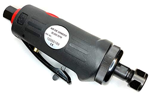 Pneumatic Die Grinder Low Noise AG-307 Air Die Grinder Easy to Operate Cutting for Hardware Products