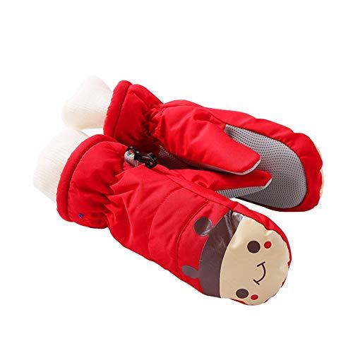 Handschoenen XIAOLIN Ski Voor Kinderen Winter Warm Waterdicht Winddicht Thermische Snowboard Anti Slip Koud Weer
